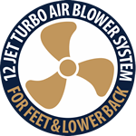 12 jet turbo air blower system