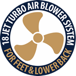 18 jet turbo air blower system