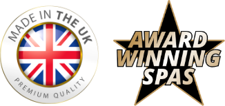 Award winning UK made spas