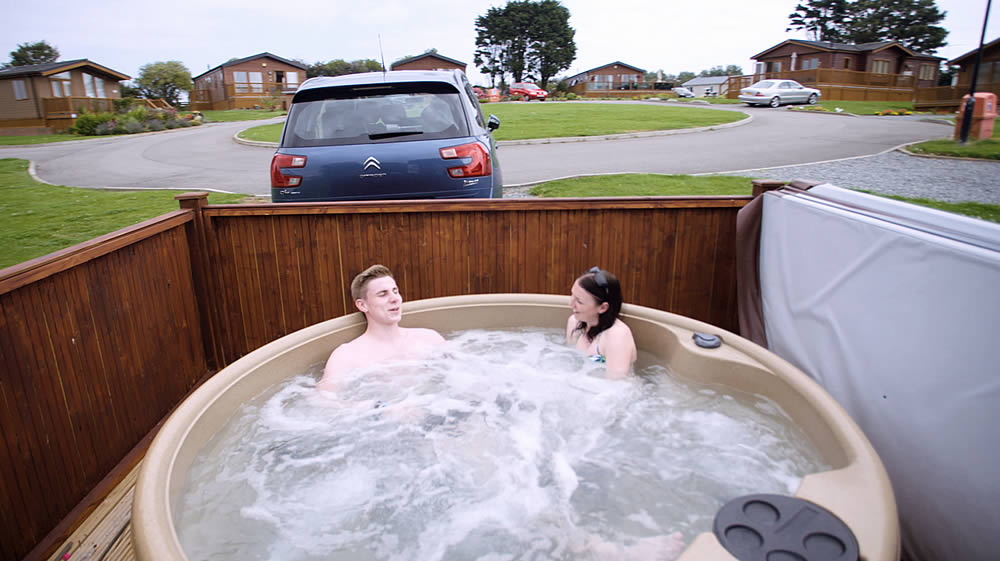 Customer supplied photo by Sand Le Mere Holiday Park